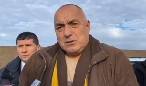 Борисов: Защо църцорка водата? Питайте БСП