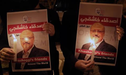 Децата на убития Хашоги получили луксозни имоти