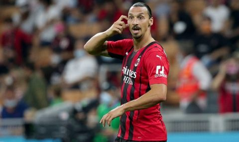 Жалко: Ибра пропуска класиката Ливърпул-Милан - 1