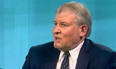 Румен Христов, ГЕРБ-СДС: Не стои на дневен ред коалиция с ДПС, а по-скоро с патриотите