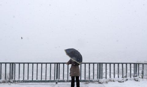 Зимата дойде в Турция - 1