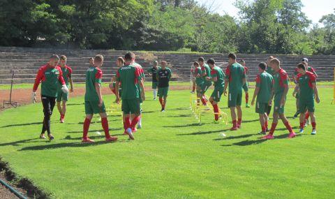 Младежите ни победиха Молдова в европейска футболна квалификация - 1