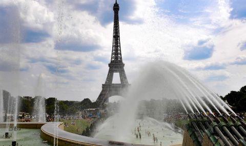 Напрежение в Париж! Полиция контролира кейовете на Сена във френската столица