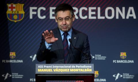 Президентът на Барселона: Аз и Кике Сетиен оставаме в клуба!