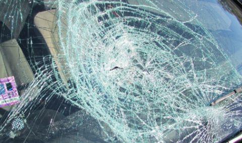 Шофьор на товарен автомобил уби пешеходка и избяга
