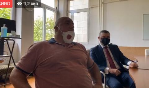 Борисов: Кристин Лагард се чувства сигурна, защото има българска БЦЖ ваксина (ВИДЕО)