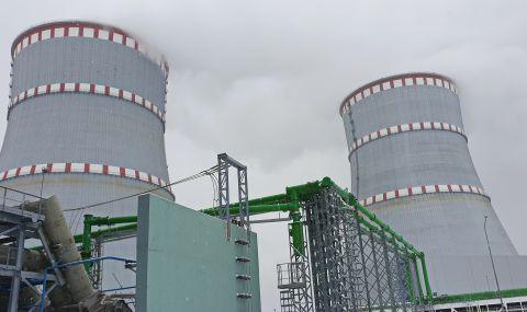 Втори енергоблок на руска АЕЦ навлезе във финални тестове