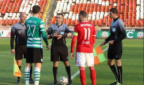 Ето кой ще е съдията на ЦСКА - Лудогорец за Купата на България
