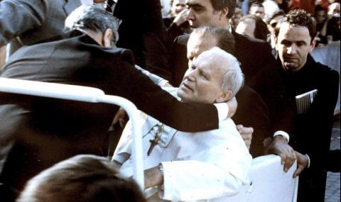 13 май 1981 година: Атентатът на Али Агджа срещу Йоан Павел II (СНИМКИ)