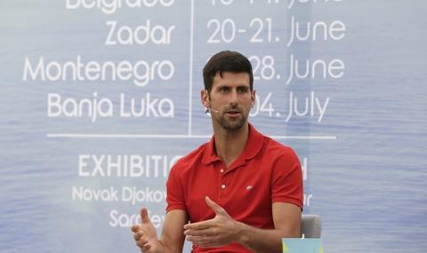 Биткойн мафията използва името на Джокович за измамите си