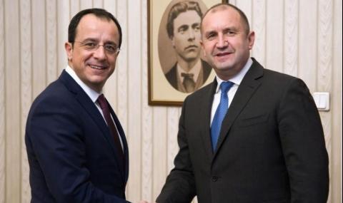 Президентът на Кипър пристига на официално посещение у нас