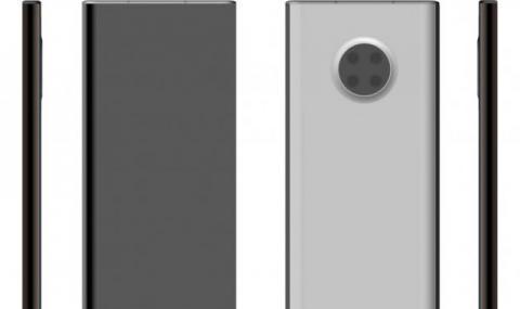 Новият Huawei ще е с подекранна предна камера - 2