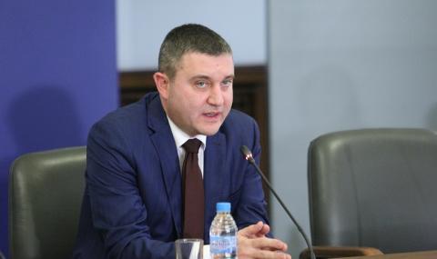 Горанов: Да не истерясваме, за маргиналите няма какво да се направи