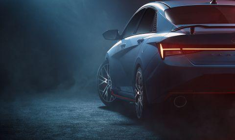 Hyundai ще представи спортен седан в следващите седмици