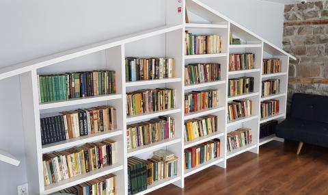 Над 8 600 книги са издадени у нас през 2018 г.