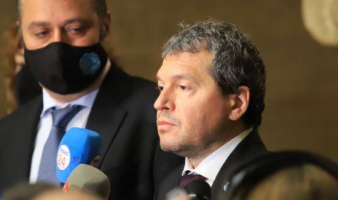 Тошко Йорданов: Щастлив съм, че всички българи в чужбина видяха кой иска да им забрани да гласуват