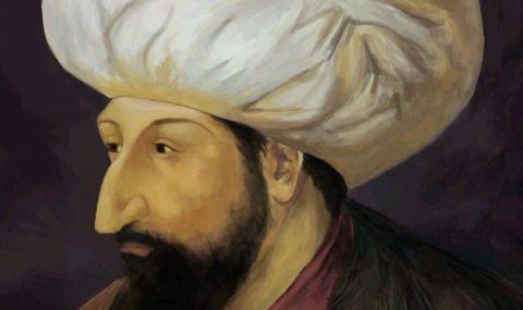 3 май 1481 г. Умира Мехмед II Завоевателят