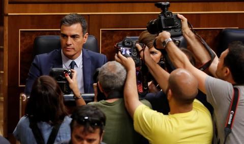 Отново няма правителство в Мадрид! Следва криза