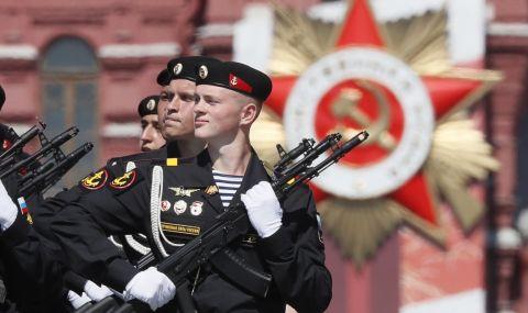 Руското военно разгръщане е по-масивно, отколкото през 2014 година
