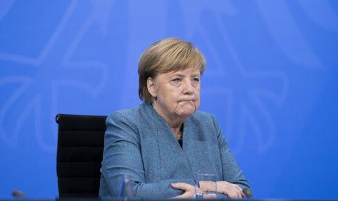 Все по-малко германци одобряват курса на правителството