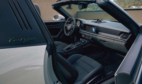 Porsche добави още една модификация към гамата на 911 - 8