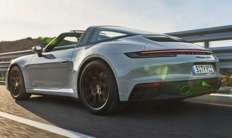 Porsche добави още една модификация към гамата на 911 - 4