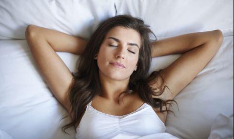 Най-полезната поза за сън