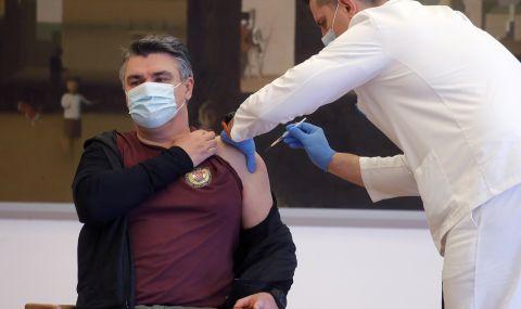Президент: Бих купил ваксини и от чеченската мафия