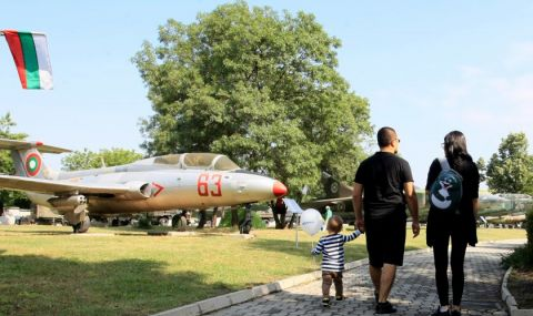 Вход свободен в Националния военноисторически музей