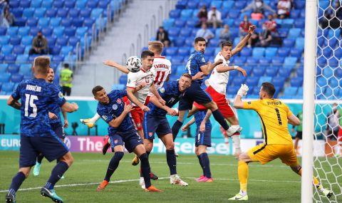 UEFA EURO 2020 Фантастичен старт за Словакия