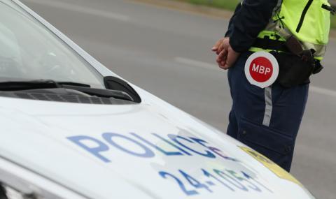 Засякоха 22-годишен да шофира със 151 км/ч в Пловдив