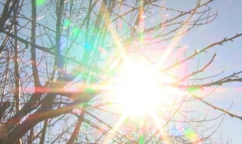 Абсолютен температурен рекорд за деня