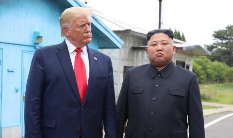 Тръмп знае какво се случва с Ким Чен Ун