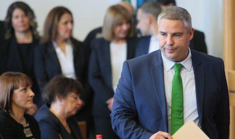 Методи Лалов подаде оставка като шеф на групата на ДБ в СОС - 1