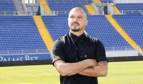 Божинов: Искам да продължа да играя и да помагам на Левски