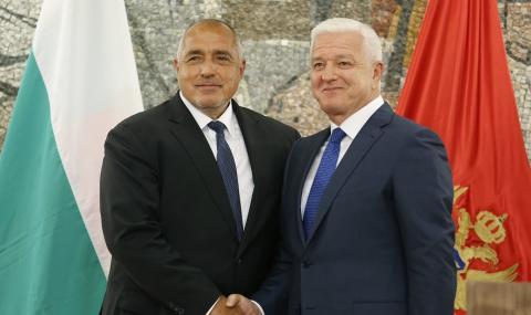 Борисов в Подгорица: Балканите могат да станат мощна икономическа зона