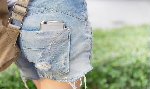Това е най-опасното място, на което да държите мобилния си телефон