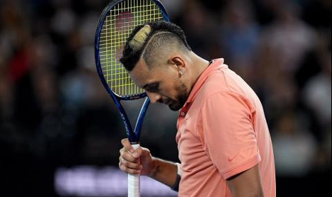 Ник Кирьос взе тежко решение, свързано с US Open