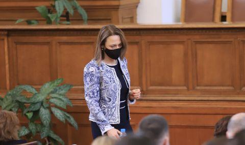Ива Митева сложи точка на 46-ия парламент - 1