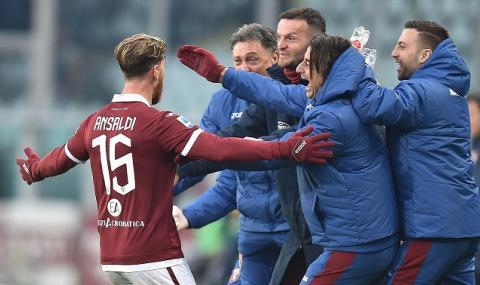 Торино преодоля съпротивата на Фиорентина