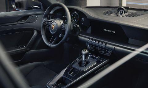 Porsche представи 911 GT3 Touring с интересни характеристики - 5