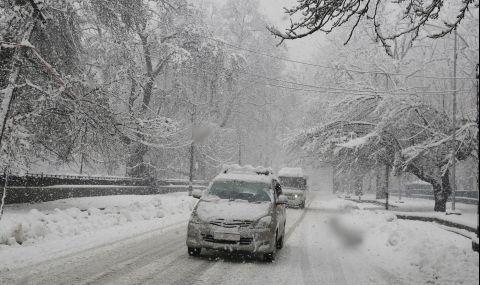 АПИ: Шофьорите да тръгват готови за зимни условия