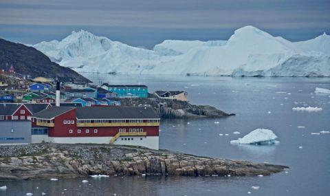 Затоплянето в Арктика е причина за ледената вълна в САЩ - 1