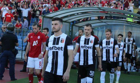 Играч на Локомотив Пловдив е аут до края на сезона
