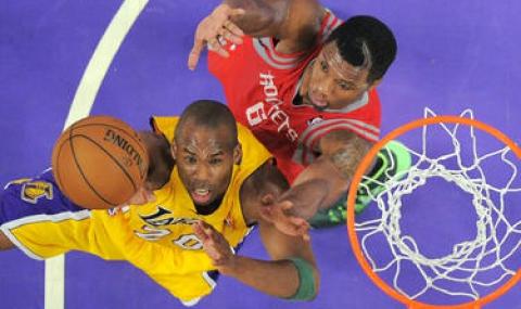 Лейкърс удари Голдън Стейт в НБА - 1