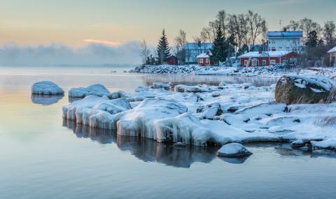 Във Финландия има проект за централно отопление чрез атомна енергия