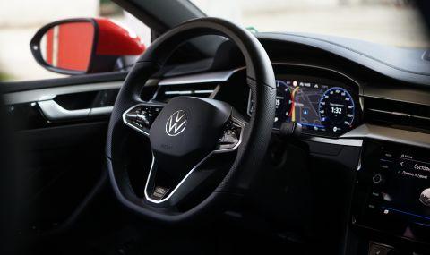 Тествахме VW Arteon Shooting Brake. Може ли едно комби да е стилно и практично? - 18