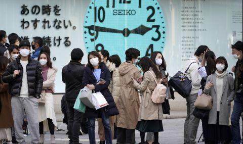 Земетресението в Япония остави стотици домове без ток, хиляди са евакуирани