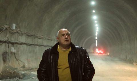 Г-н Борисов, слезте от джипа, хванете си Вашето си метро