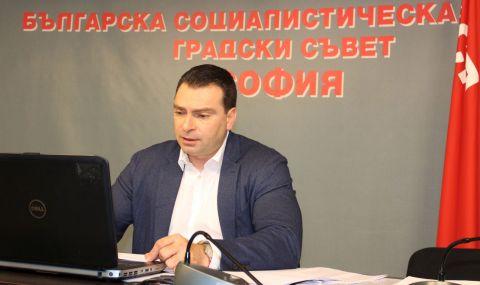 Калоян Паргов: За БСП победата няма алтернатива